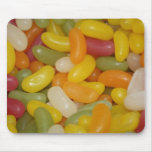 Jelly bean mouse mat