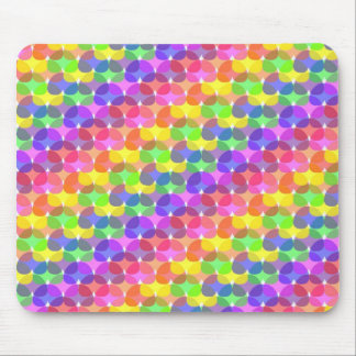 Jelly Bean Parade Mouse Pad