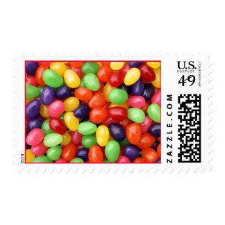 Jelly Bean Stamp