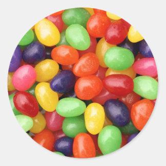 Jelly Bean Sticker