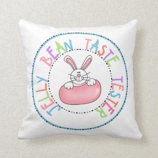 Jelly Bean Taste Tester Pillow