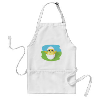 Jelly Bean the Chick Adult Apron