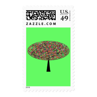 Jelly Bean Tree Postage