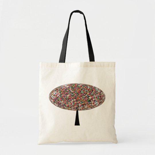 Jelly Bean Tree Tote Bag