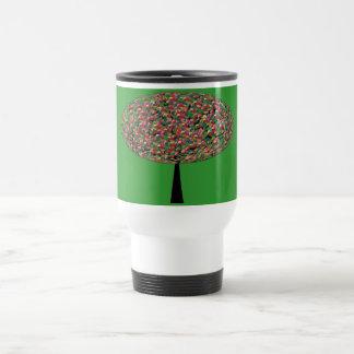 Jelly Bean Tree Travel Mug