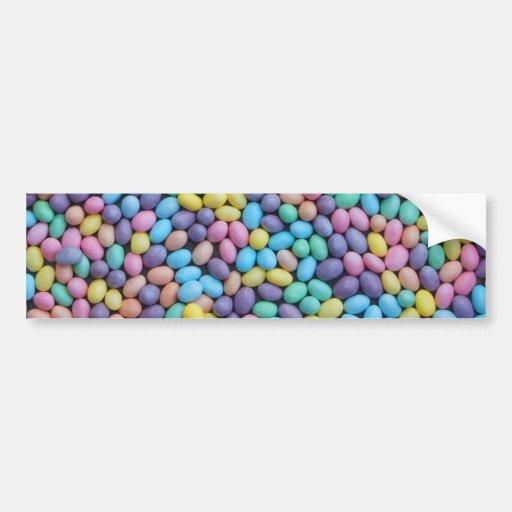 Jelly Beans 16 Bumper Sticker