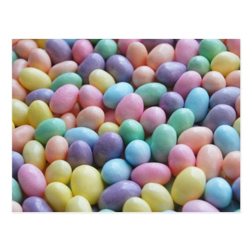 Jelly Beans 17 Postcards