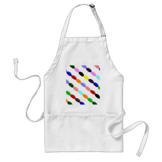Jelly Beans Adult Apron