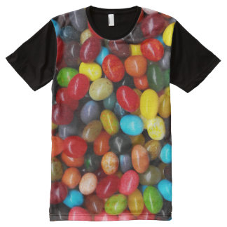 Jelly Beans All-Over-Print T-Shirt