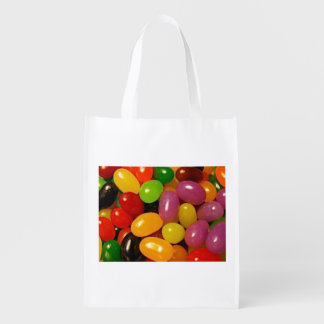 Jelly Beans and Easter Grocery Bag