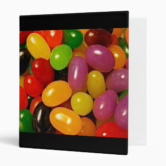 Jelly Beans and Easter Holidays Binder