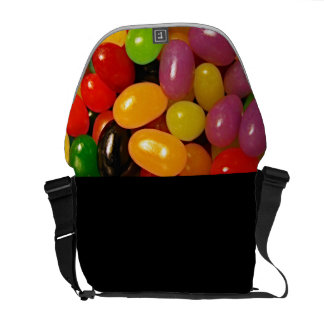 Jelly Beans and Easter Holidays Courier Bag