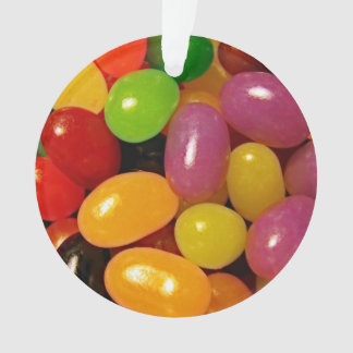 Jelly Beans and Easter Ornament