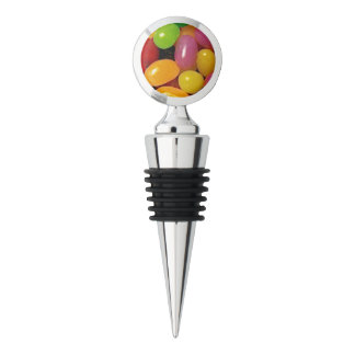 Jelly Beans and Easter Wine Stopper
