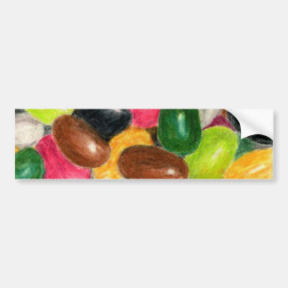 Jelly Beans! Bumper Sticker