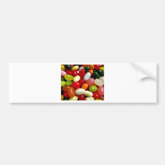 JELLY BEANS!! BUMPER STICKERS