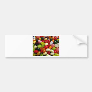 JELLY BEANS BUMPER STICKERS