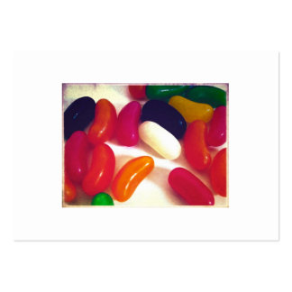 JELLY BEAN'S BUSINESS CARDS