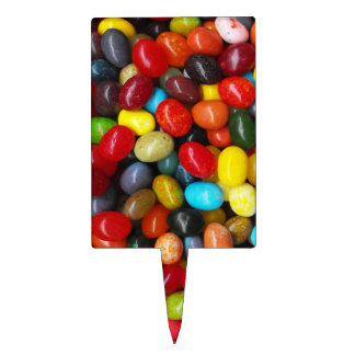 Jelly Beans Cake Topper