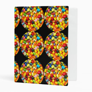 Jelly Beans & Candy Corn Mini Binder