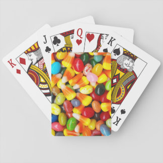 Jelly Beans & Candy Corn Poker Cards