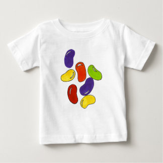 Jelly Beans Candy Easter Infant Tee Shirt