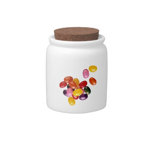 Jelly Beans Candy Jar