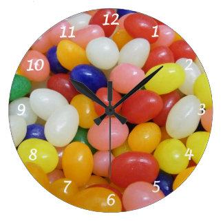 Jelly Beans Clock