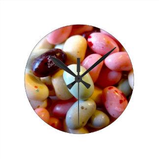 Jelly Beans Wallclock