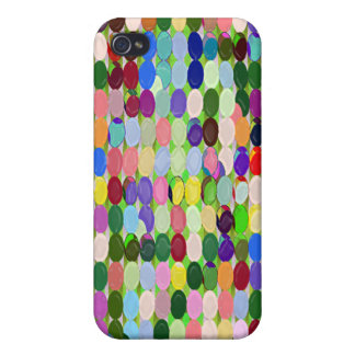 Jelly Beans Cover For iPhone 4