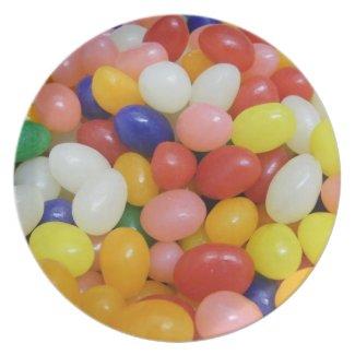 Jelly Beans Dinner Plates