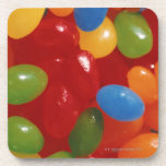 jelly beans drink coaster