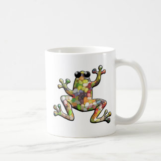 Jelly Beans Frog Coffee Mug