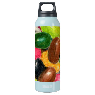 Jelly Beans Insulated Water Bottle