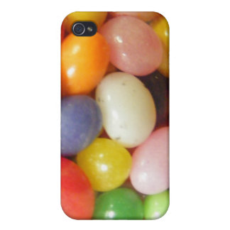 Jelly Beans iPhone 4 Case