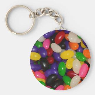Jelly Beans Keychain