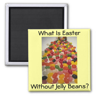 jelly beans 2 inch square magnet