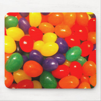 Jelly Beans Mouse Pad