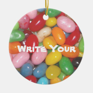 Jelly Beans Ornaments