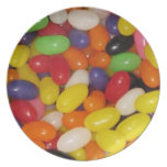 Jelly Beans Party Plates