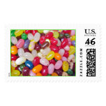Jelly Beans Postage Stamp