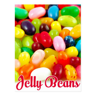Jelly Beans Postcard