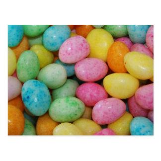 Jelly Beans Postcard