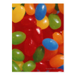 jelly beans postcards