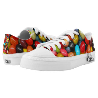 Jelly Beans Printed Shoes