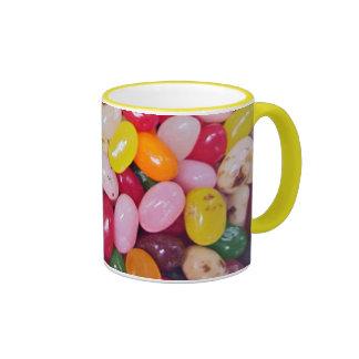 Jelly Beans Ringer Mug
