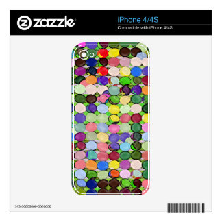 Jelly Beans Skins For iPhone 4S