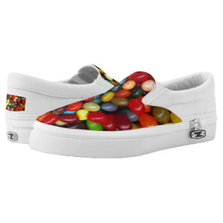 Jelly Beans Slip-On Sneakers