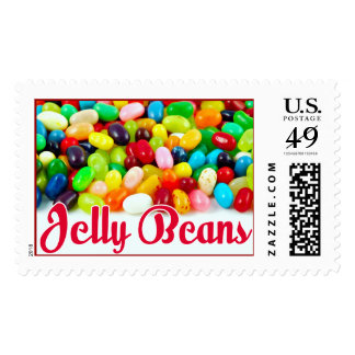 Jelly Beans Stamp