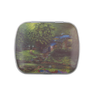 Jelly Belly Mints (Irish Dreams) Candy Tin